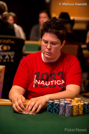 Heidi Rhodes - 15th Place