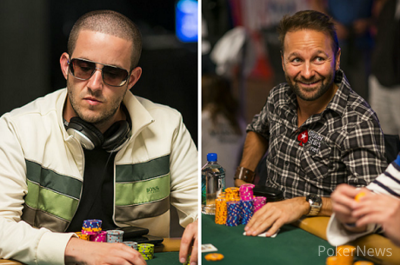 Greg Merson and Daniel Negreanu join the Big One for One Drop