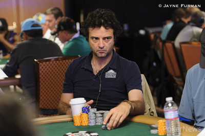 Fabrice Soulier is looking to add to a profitable career.