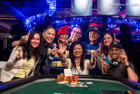 Haixia Zhang Wins 2014 WSOP Ladies Event Championship