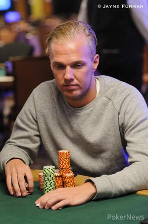 Robert Gustafsson - 10th place