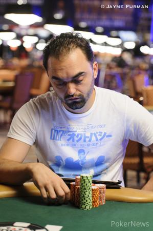 Tony Sinishtaj - 14th place
