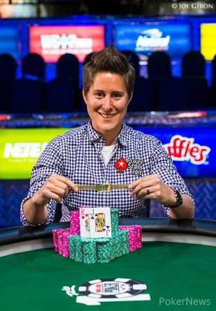 Can Vanessa Selbst win another?