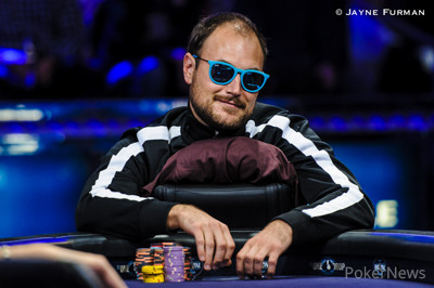 Tobias Reinkemeier (Day 2) - Incorrectly folds aces after several minutes
