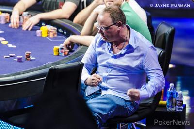 Paul Newey doubles up