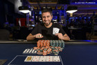 Asi Moshe Wins Event #55: $1,500 No-Limit Hold'em ($582,321)