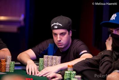 Zachary Gruneberg - 8th place