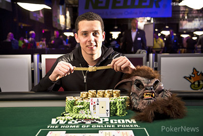 Monster Stack Champion Hugo Pingray