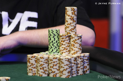 Chips in Monster Stack