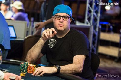 Jared Jaffee leads the way entering the final four and heads-up play
