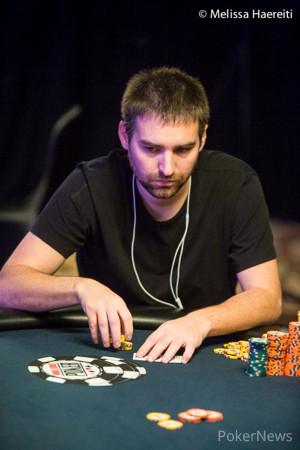 Brandon Cantu - 6th Place