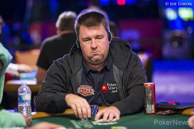Chris Moneymaker Bubbles