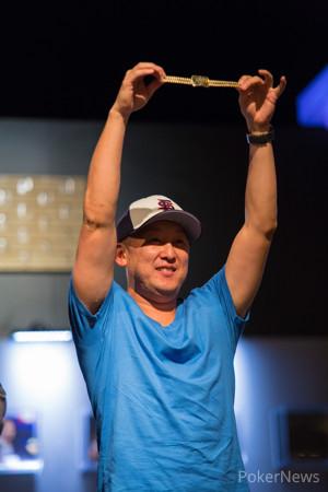 Brandon Wong - Last year's winner