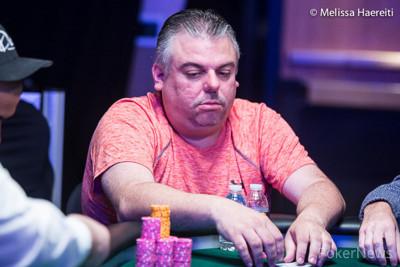 Steve Lustig - 12th Place