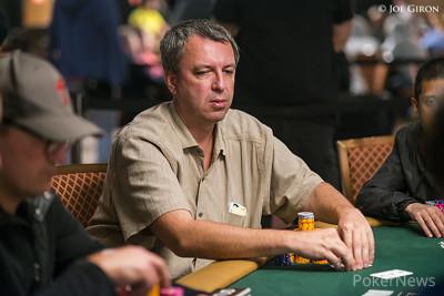 Day 3 Chip Leader Jan Suchanek