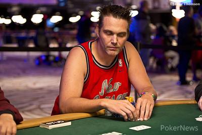 Brett Jungblut - 15th Place