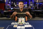 Salman Jaddi Wins Event #60: $1,500 No-Limit Hold'em ($614,248)