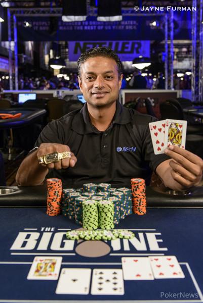 Winner: Salman Jaddi