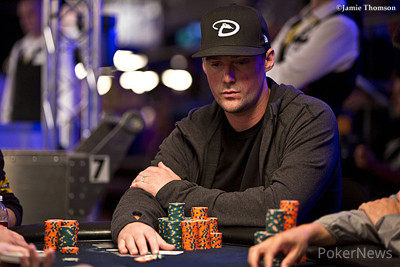 Can Eric Baldwin Win His 2nd Bracelet?