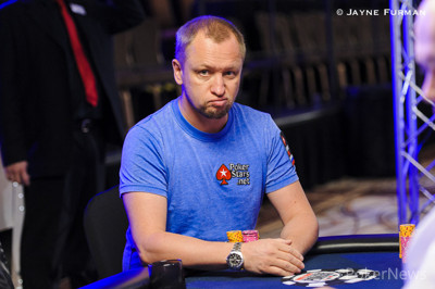 Alex Kravchenko - 10th Place
