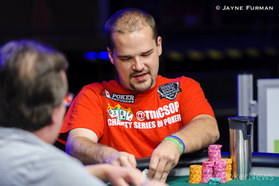 Matt Stout - 14th Place