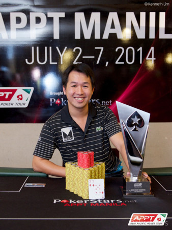 APPT 8 Manila Champ Thanh Ha Duong