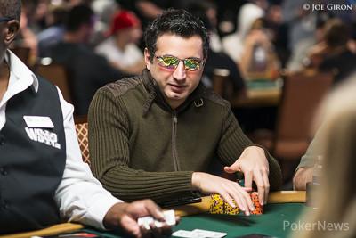 Ali Eslami - Eliminated