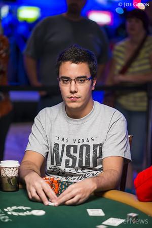Luis Assuncao - 34th Place