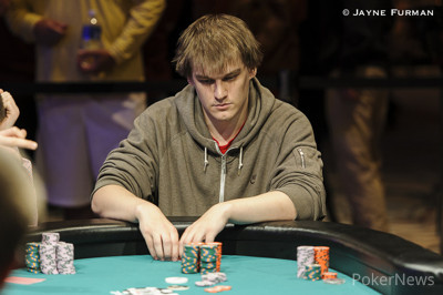 Scott Palmer - 19th place