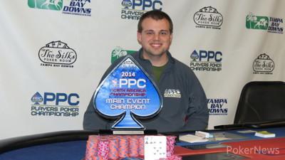 Nick Mann - Winner 2014 PPC North America Championship Event
