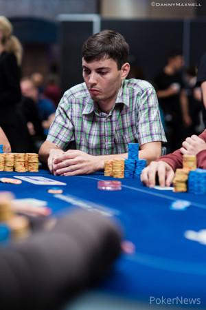 Mikhail Rudoy - 10th Place