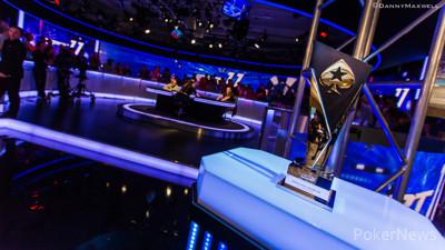 Andre Lettau - Samuel Phillips Heads Up & Winner Trophy