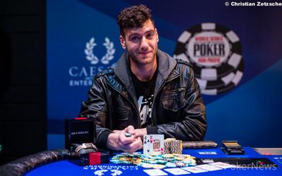 Event #7 Champion Alexander Antonios