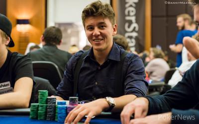 Anatoly Filatov - Day 1a Chip Leader