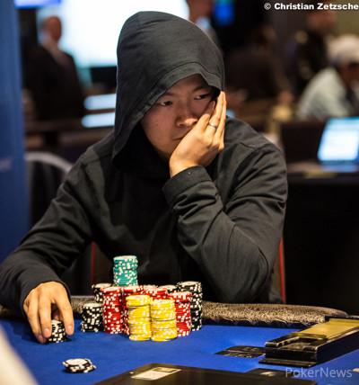 Shao Liu - 21st place