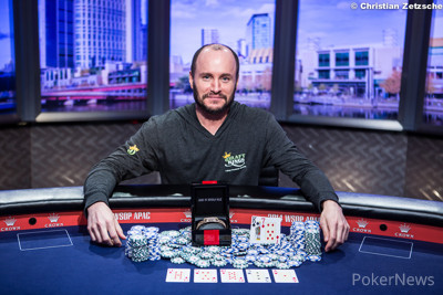 Mike Leah - Event #10 Champion
