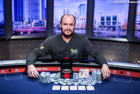 Mike Leah Captures His First WSOP Gold Bracelet and AU$600,000!