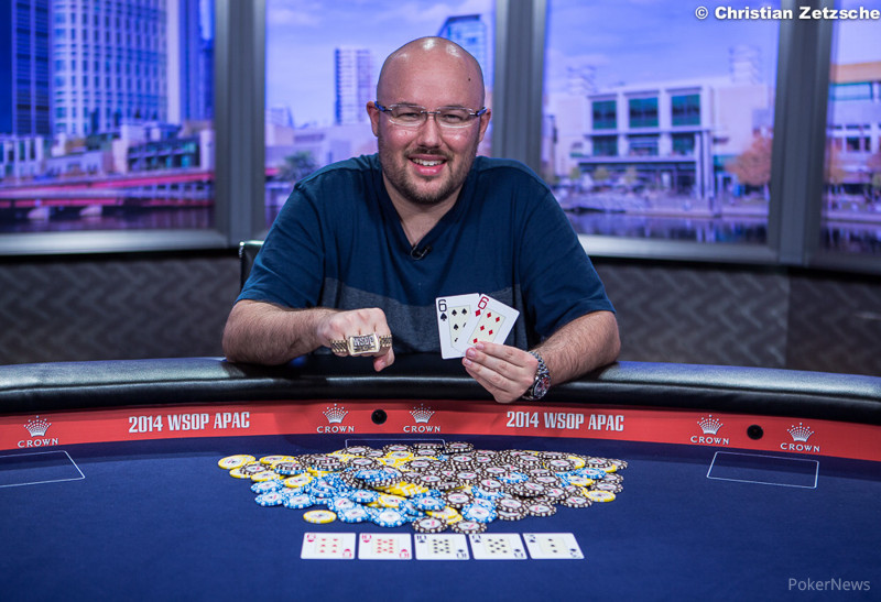 Scott Davies Winner Picture