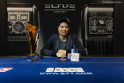 Andrew Chen Wins EPT London £10,300 High Roller Event for £394,200!