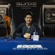 Andrew Chen - EPT London 2014 High Roller Winner