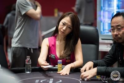 Celina Lin (Day 3) - 22nd Place