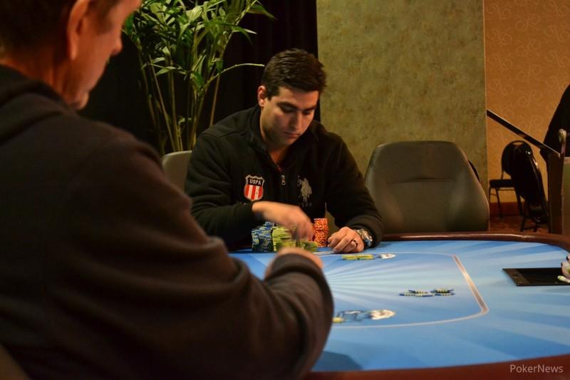 Head up poker 2014 geant casino a marseille
