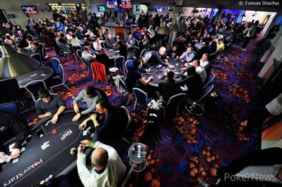 Columbus casino poker room