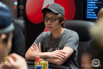 Joseph Cheong - 7th Place