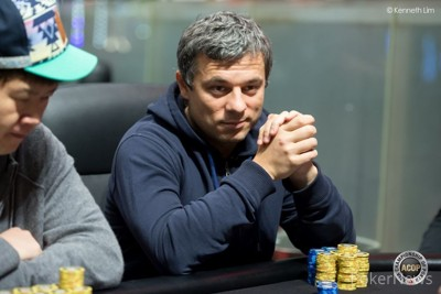 Vladimir Troyanovskiy - 5th Place