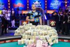 Martin Jacobson wint het 2014 World Series of Poker Main Event ($10.000.000)