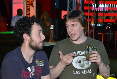 Ayton Jankowitz and Aaron Merchak