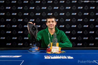 Stephen Graner - EPT Prague Main Event Winner 2014