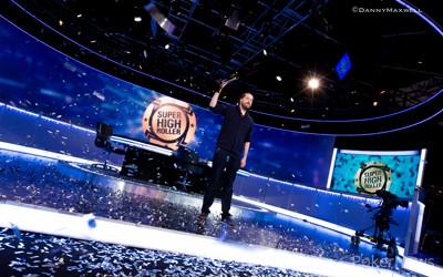 Steve O'Dwyer - PCA 2015 Super High Roller Winner