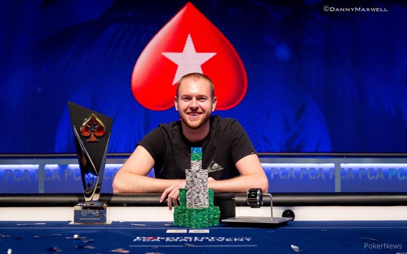 Kevin Schulz - PCA 2015 Main Event Winner